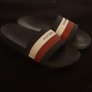 Tommy Hilfiger slides